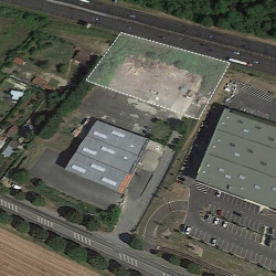 Location Terrain Orgeval 4500 m²