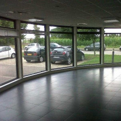 Location Bureau Eckbolsheim 244 m²