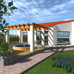 Maison  3 pièces + Terrain  313 m² La Calmette