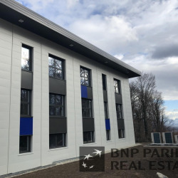 Location Bureau Voiron 110 m²