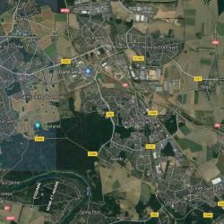 Location Terrain Lieusaint 30000 m²