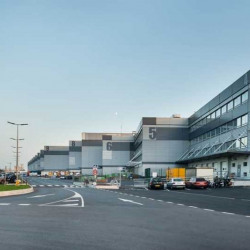 Location Entrepôt Pantin 8590 m²
