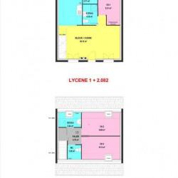 Maison  4 pièces + Terrain  379 m² Grand'Landes