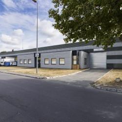 Location Local d'activités Le Bourget 1209 m²
