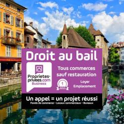 Cession de bail Local commercial Annecy 63 m²