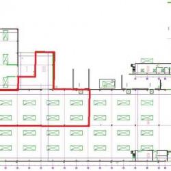 Location Entrepôt Cestas 1943 m²