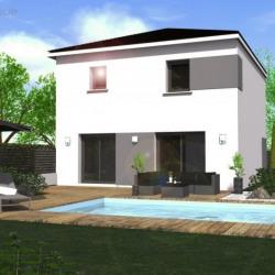 Maison  5 pièces + Terrain  150 m² Estrablin