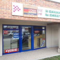 Location Local commercial Margny-lès-Compiègne 42 m²