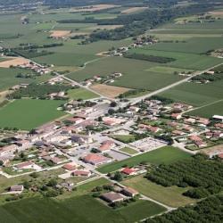 Vente Terrain Saint-Just-de-Claix 1500 m²