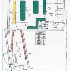 Cession de bail Local commercial Bourg-en-Bresse 430 m²