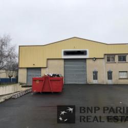Location Local d'activités Saint-Alban 870 m²