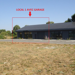 Location Local commercial Varilhes 144 m²