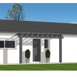 Maison  4 pièces + Terrain   m² Saint-Yzan-de-Soudiac