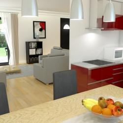 Maison  3 pièces + Terrain  519 m² Campsas
