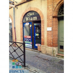 Location Local commercial Montauban 27 m²