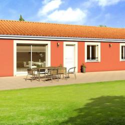 Maison  5 pièces + Terrain  800 m² Monistrol sur Loire