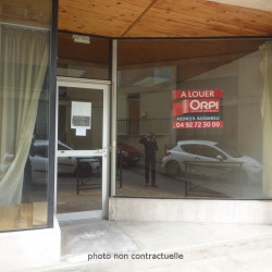 Location Bureau Manosque 130 m²