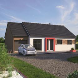 Maison  5 pièces + Terrain  536 m² Buxy