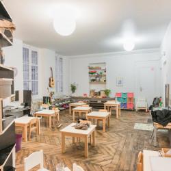 Location Local commercial Paris 9ème 120 m²