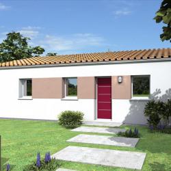 Maison  5 pièces + Terrain  391 m² Niort