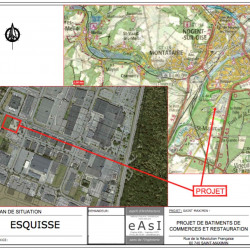 Location Local commercial Saint-Maximin (60740)