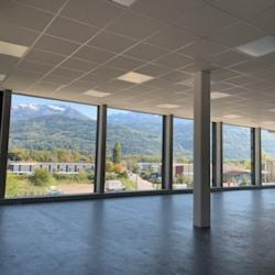 Location Bureau Crolles 146 m²