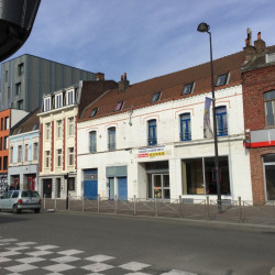 Vente Local commercial Roubaix 580 m²