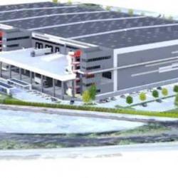 Location Entrepôt Gennevilliers 49994 m²