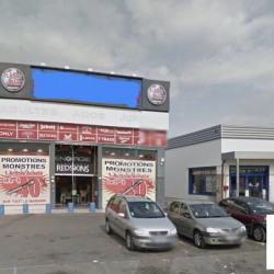 Location Local commercial Saint-Maximin 575 m²
