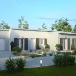 Maison  5 pièces + Terrain  680 m² Ferrières-en-Gâtinais