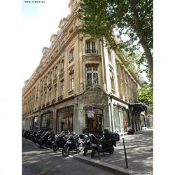 Location Local commercial Paris 9ème 216 m²