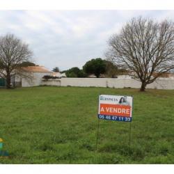 Vente Terrain Saint-Pierre-d'Oléron 1051 m²