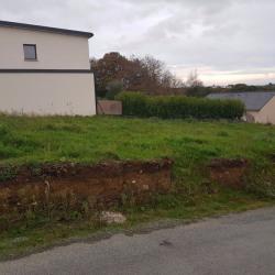 Terrain  de 300 m²  Saint Martin des Champs  (29600)