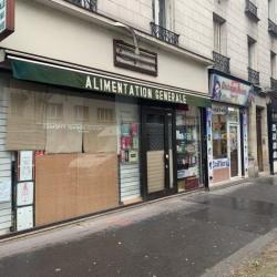 Vente Local commercial Paris 20ème 69 m²