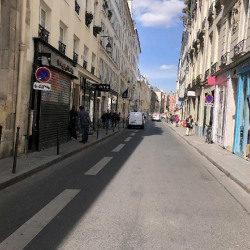 Cession de bail Local commercial Paris 4ème 23 m²