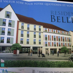 Location Local commercial Chartres 111 m²