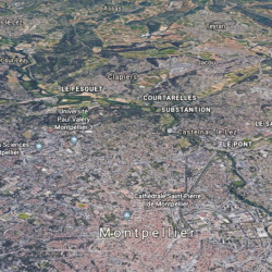 Location Local commercial Castelnau-le-Lez 1900 m²