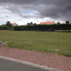 Terrain  de 814 m²  Ceaux-en-Loudun  (86200)