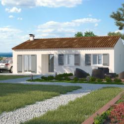 Modèle de maison  à partir de 2 pièces