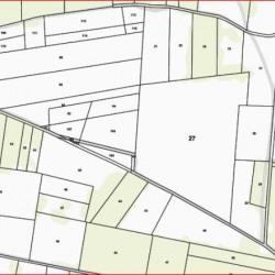 Vente Terrain Eygalières 35126 m²