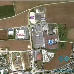 Location Local commercial Migennes 598 m²