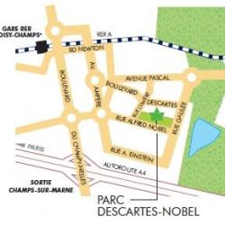 Vente Bureau Champs-sur-Marne 254,8 m²