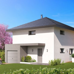 Maison  4 pièces + Terrain  392 m² Vallières