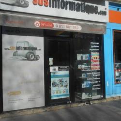 Location Local commercial Paris 17ème 40 m²