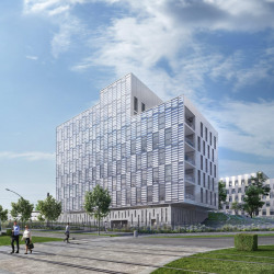 Location Bureau Saint-Herblain 7413 m²
