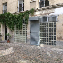 Location Local commercial Paris 2ème 32 m²