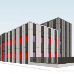 Location Bureau Rillieux-la-Pape 60 m²