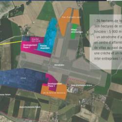 Location Terrain Montereau-sur-le-Jard 320000 m²
