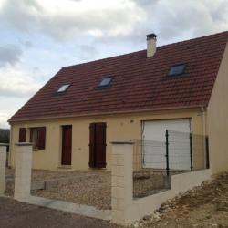 Maison  3 pièces + Terrain  697 m² Dormans