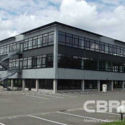 Location Bureau Entzheim 743 m²